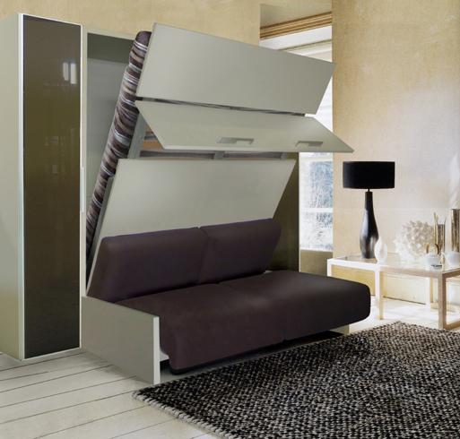 Literie convertible relax meuble Retailleau Tapissier
